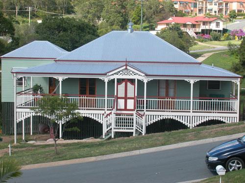 Queenslander Traditional Queenslanders