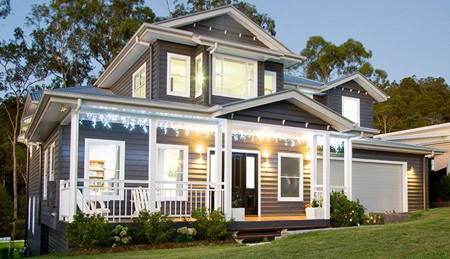 Traditional queenslanders garth chapman traditional for Hampton style house plans