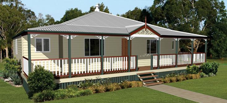 Queenslander 167 classic traditional queenslanders for Queenslander home designs australia