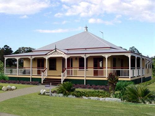 Queenslander homes designs home plan - Modern queenslander home designs ...