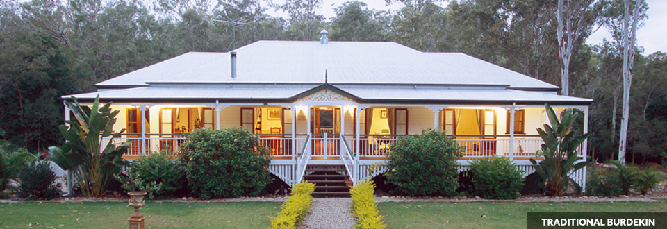 Quality and maintenance traditional queenslanders for Classic home designs australia