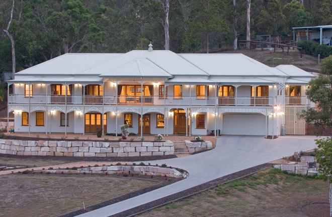 Winner Of Best Heritage Style Home Traditional Queenslanders
