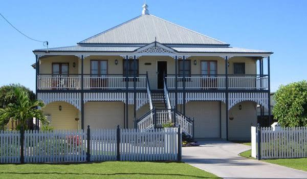 Traditional Queenslanders U2013 Garth Chapman Traditional Queenslanders