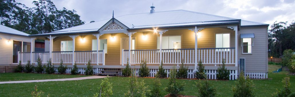 Contemporary Queenslander Homes Designs