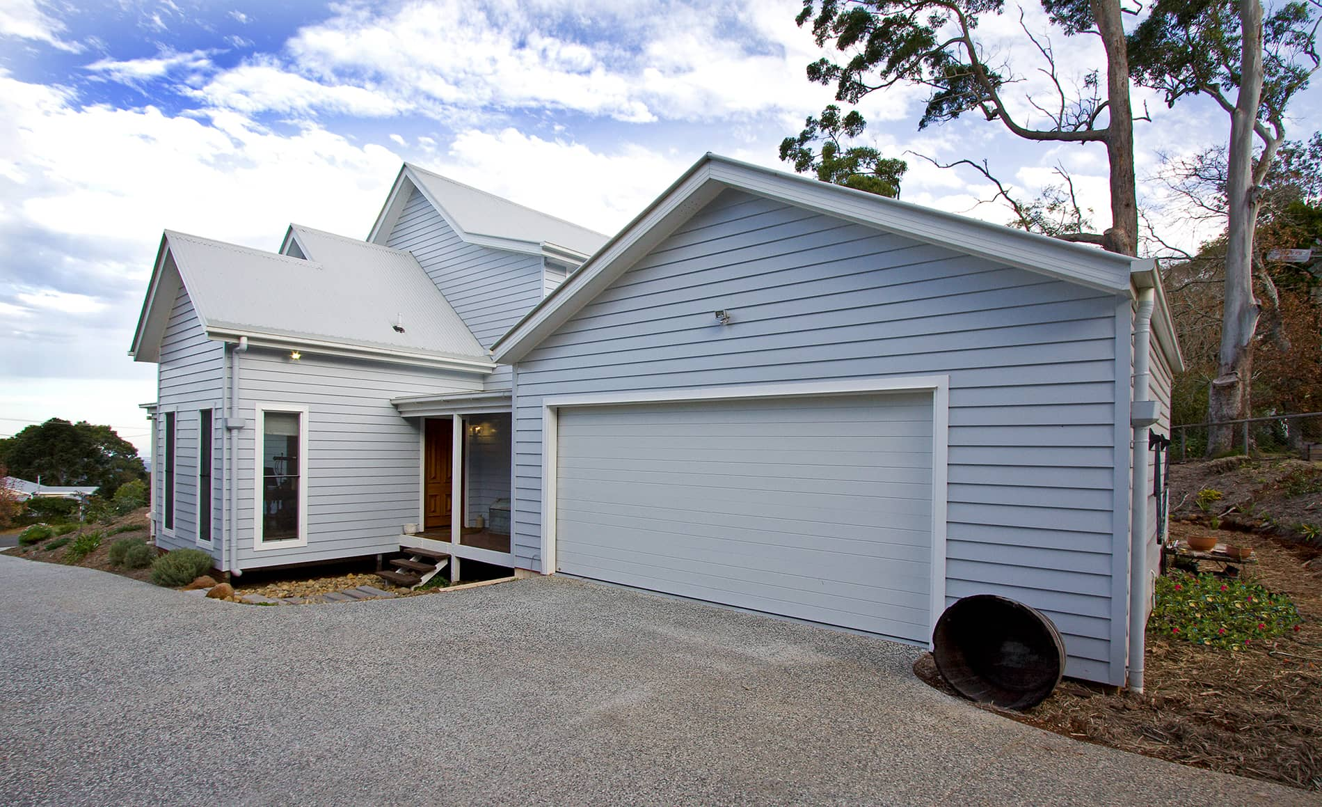 cape cod style home in mount tamborine traditional queenslanders