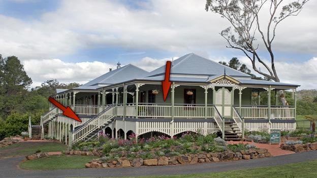 Queenslander Superior Inclusion Traditional Queenslanders